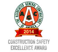 AGC Construction Safety Excellence Award